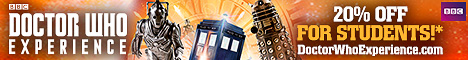 Visit the Doctor Who Experience in Cardiff