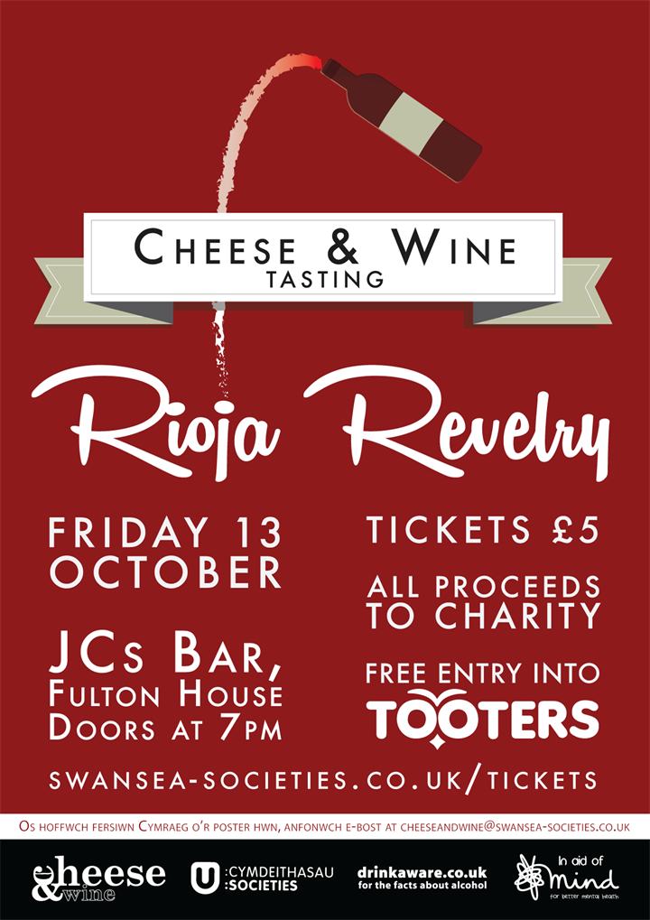 Cheese & Wine — Rioja Revelry
