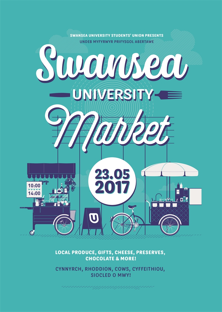 Swansea University Market