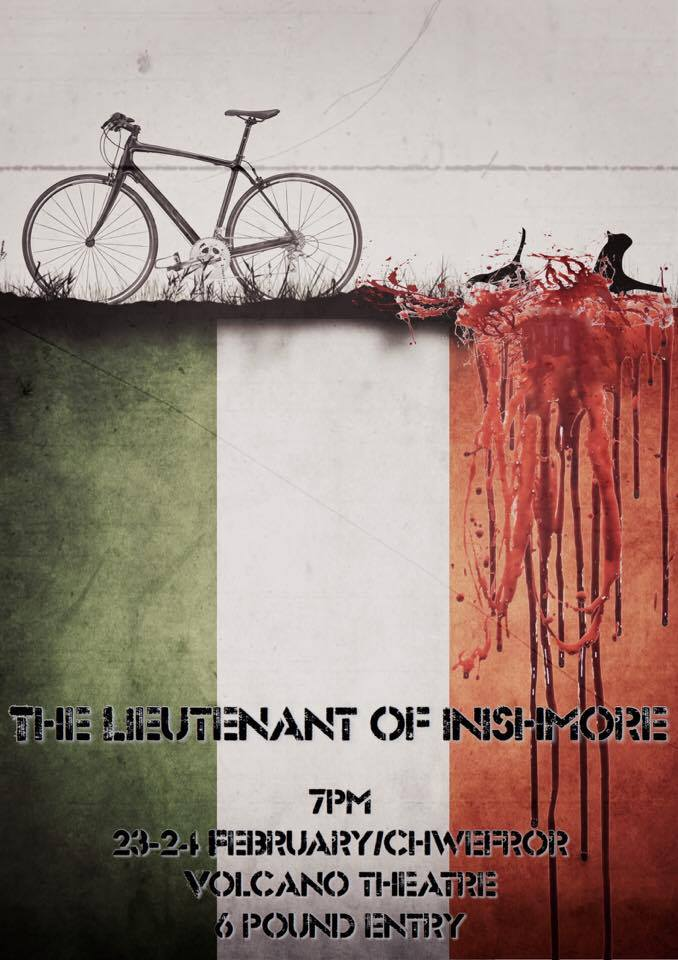 Shoreline Theatre Presents: The Lieutenant of Inishmore