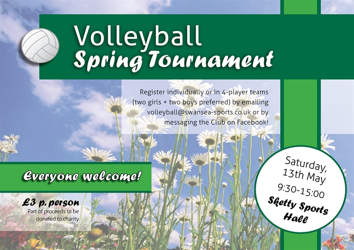 Volleyball Spring Tournament