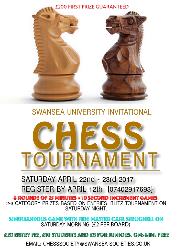 Swansea University Invitational Chess Tournament