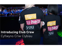 Club Crew - Here to help you